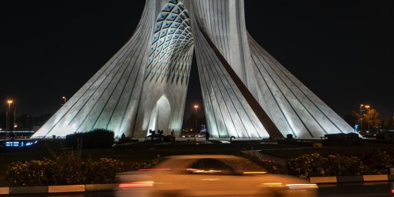 Best Tourist Places In Iran
